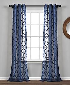 Dark Blue Grommet Curtains The Best