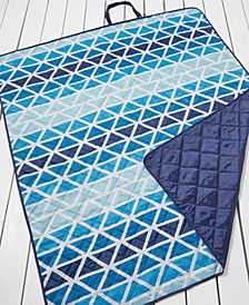 Ombre Triangle Beach Blanket, Created for Macy's