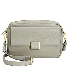 Christie Leather Crossbody