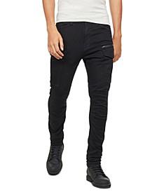 Men's Rovic 3D Skinny Pants, Created For Macy's