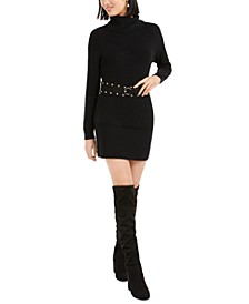Belted Sweater Dress, Created For Macy's
