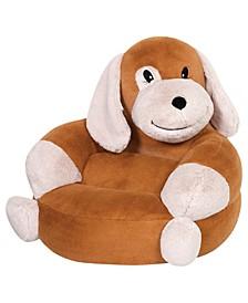 Plush Puppy Children's Character Chair