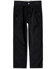 Toddler & Little Boys Everyday Union Pants
