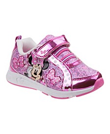 Disney Minnie Mouse Little Girls Sneakers