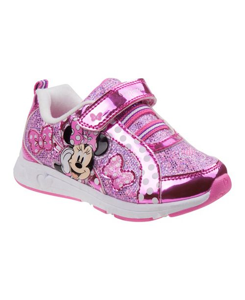 Josmo Disney Minnie Mouse Little Girls Sneakers