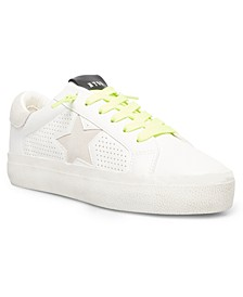 Women's Starling Lace-Up Sneakers