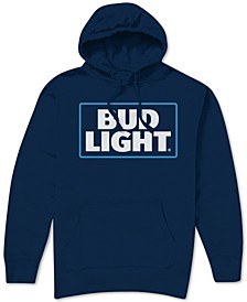 Bud Light Logo Men's Hoodie