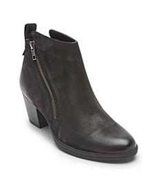 Women's Maddie Ankle Zip Booties