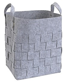 Starry Night Woven Storage Bin