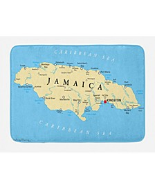 Jamaican Bath Mat