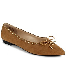 Laurena Pointy Toe Flats
