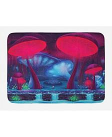 Mushroom Bath Mat
