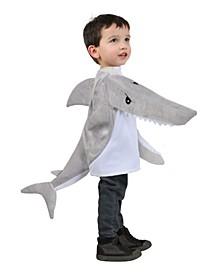 Big Girls and Boys Chompers Chompin' Shark Jacket