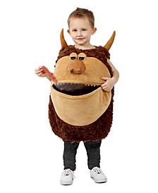 Big Boys Feed Me Wild Man Costume