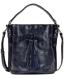 Distressed Glaze Otavia Bucket Bag