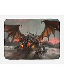 Fantasy World Bath Mat