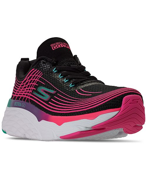 Skechers Women's Max Cushioning Elite Brilliant Running and Walking Sneakers from Finish Line