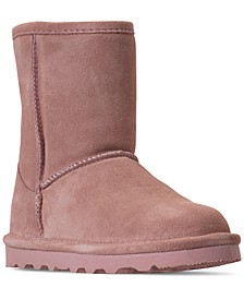 Little Girls Elle Short Boots from Finish Line