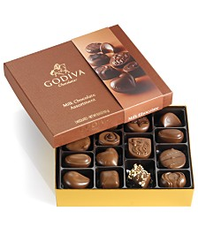 Godiva Chocolatier, 15-Pc. Box of Milk Chocolates