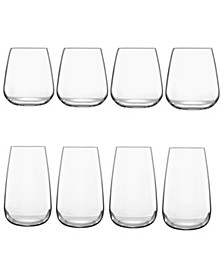 Talismano 8-pc Barware Set - 4 DOFs + 4 Beverages