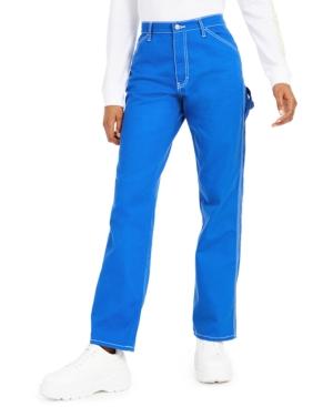 Dickies Juniors' Carpenter Pants In Blue