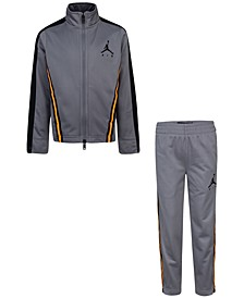 Little Boys 2-Pc. Air Jordan Track Jacket & Pants Set