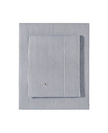 Lacoste Pinstripes California King Sheet Set
