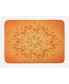 Lotus Bath Mat