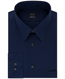 Men's Classic-Fit Performance Stretch Dress Shirt