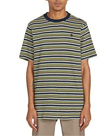 Men's Fleeter Striped Short Sleeve Knit Shirt