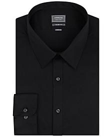 Men's Slim-Fit Stretch Dress Shirt
