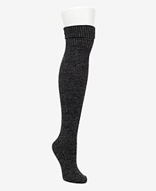 Women's Spacedye Over The Knee Socks