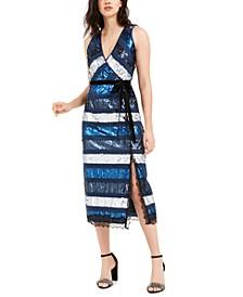 Angelica Sequin Dress