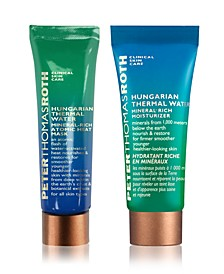 Receive a Free 2-PC Hungarian Thermal Water Duo with any $75 Peter Thomas Roth Purchase!
