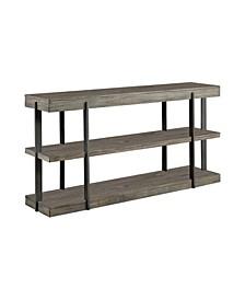Malverne Open Storage Sofa Table