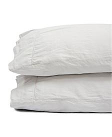 Jennifer Adams Relaxed Sateen King Pillowcases