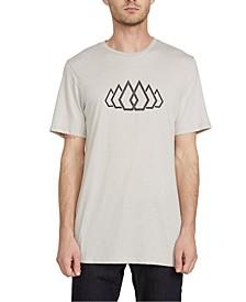 Men's Fused Stone Logo T-Shirt