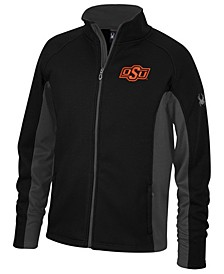 Spyder Men's Oklahoma State Cowboys Constant Full-Zip Sweater Jacket