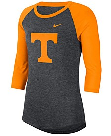 Women's Tennessee Volunteers Logo Raglan T-Shirt