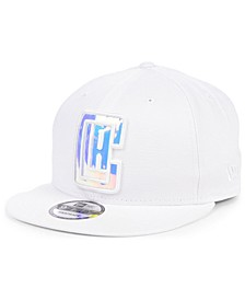 Los Angeles Clippers Iridescent Set 9FIFTY Snapback Cap