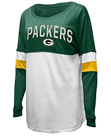 Women's Green Bay Packers Boyfriend T-Shirt