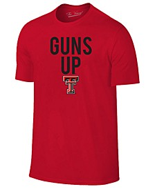 Men's Texas Tech Red Raiders Slogan T-Shirt