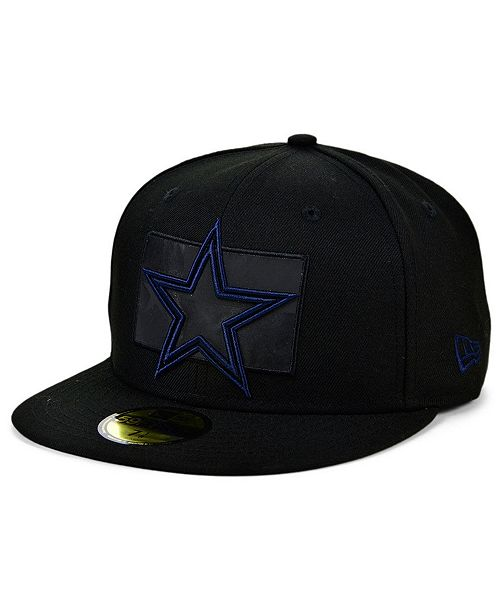 New Era Dallas Cowboys Flag Flective 59FIFTY Cap