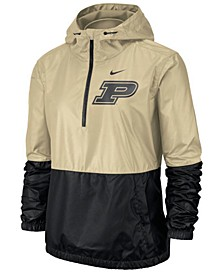 Women's Purdue Boilermakers Half-Zip Jacket