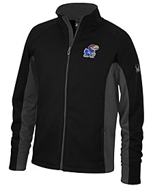 Spyder Men's Kansas Jayhawks Constant Full-Zip Sweater Jacket