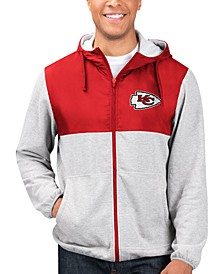Men's Kansas City Chiefs Intermission Transitional Jacket