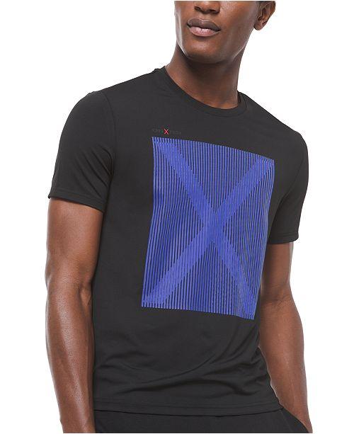 Michael Kors Men's Kors X Tech Stretch Graphic T-Shirt