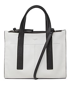 Gotham Leather Satchel