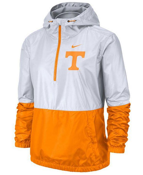 Nike Women's Tennessee Volunteers Half-Zip Jacket