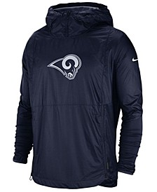 Men's Los Angeles Rams Repel Lightweight Player Jacket